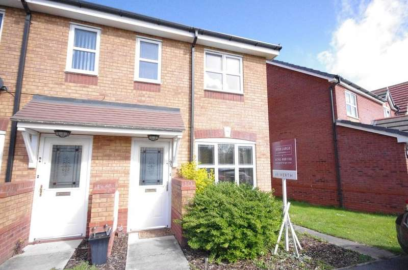 2 Bedrooms End Of Terrace House for sale in Ffordd Pant Y Celyn, Prestatyn