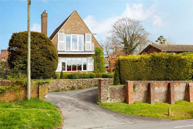 3 Bedrooms Detached House for sale in The Green, Frant, Tunbridge Wells, Kent, TN3