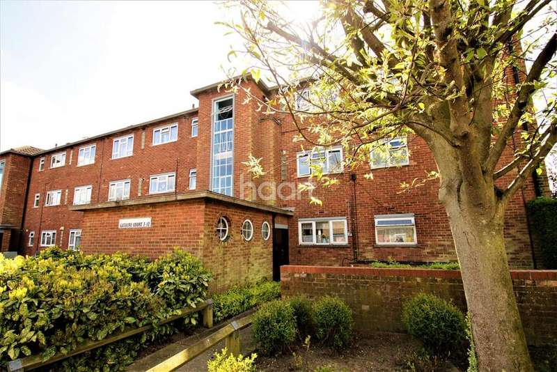 2 Bedrooms Flat for sale in Shrub End