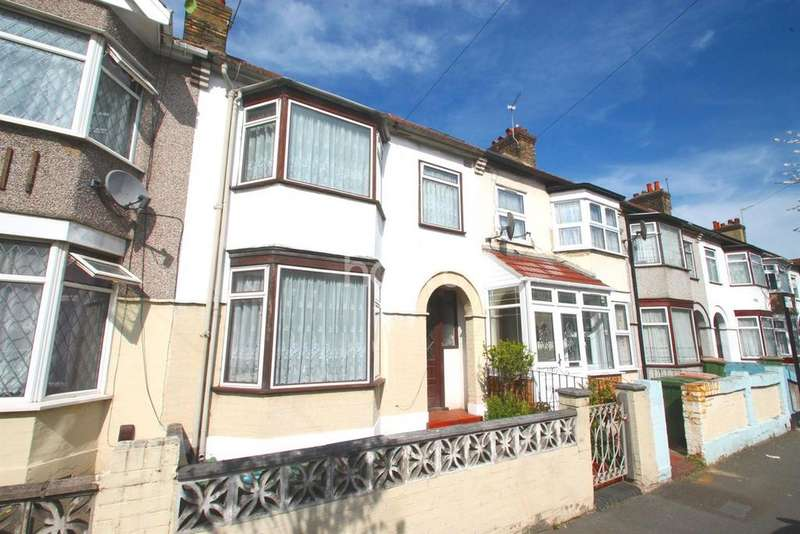 3 Bedrooms Terraced House for sale in Lonsdale Avenue