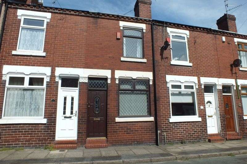 2 Bedrooms Terraced House for sale in Wade Street, Burslem, Stoke-On-Trent