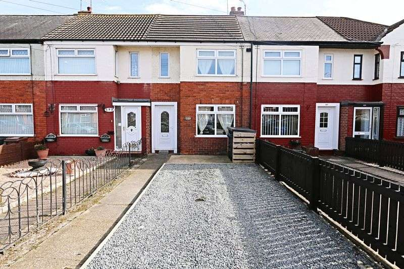 2 Bedrooms Terraced House for sale in Hotham Road South, Hull