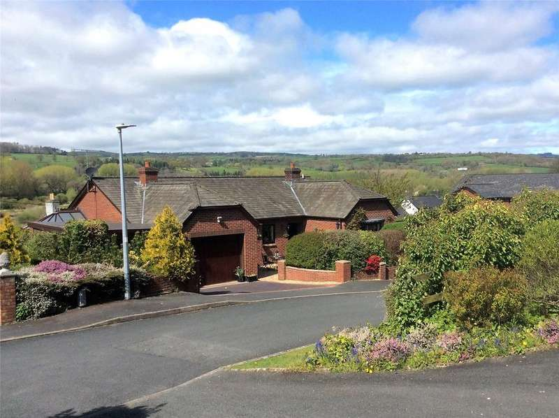 3 Bedrooms Detached Bungalow for sale in River View, Glasbury-On-Wye, Hereford