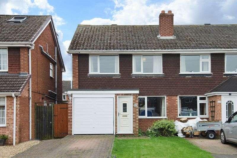3 Bedrooms Semi Detached House for sale in Walkfield Road, Alrewas