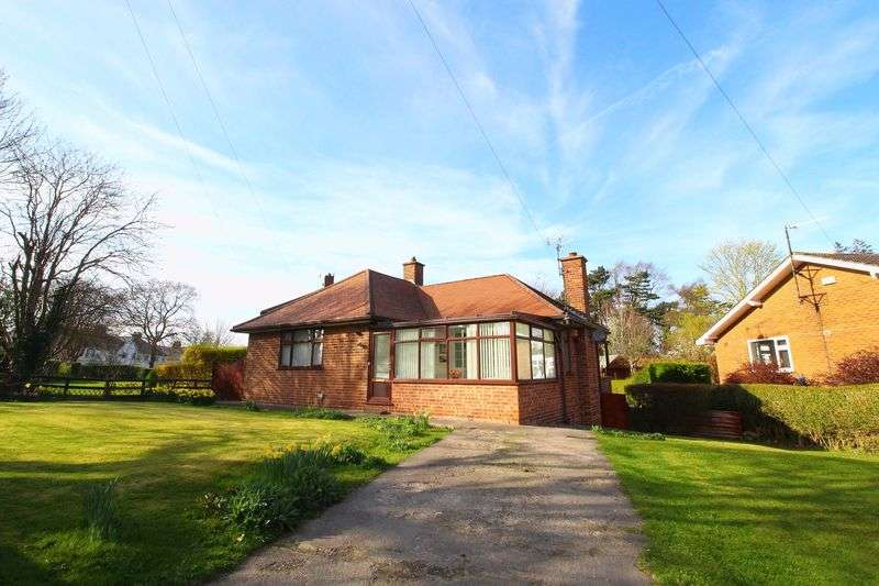 2 Bedrooms Detached Bungalow for sale in Hackness Road Scarborough
