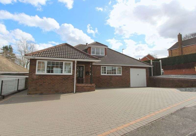 3 Bedrooms Detached Bungalow for sale in Whetstone Lane, Aldridge