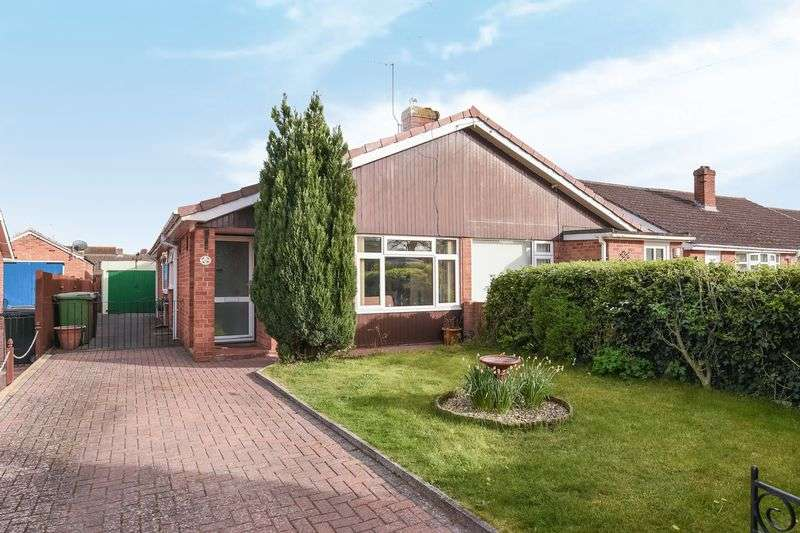 2 Bedrooms Semi Detached Bungalow for sale in Portway, Didcot
