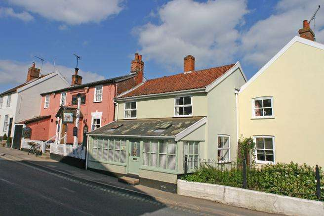 3 Bedrooms Village House for sale in Debenham