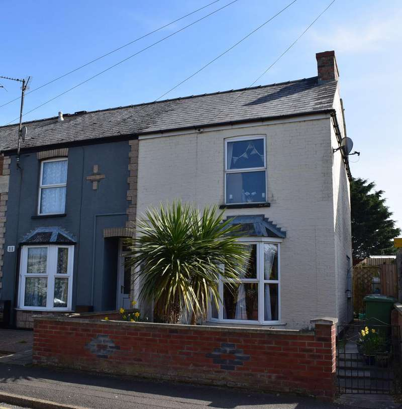 2 Bedrooms End Of Terrace House for sale in Clare Street, Chatteris, Cambridgeshire PE16