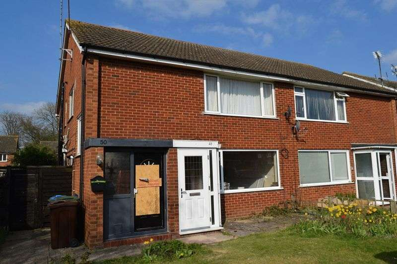 2 Bedrooms Property for sale in Ingram Avenue, Aylesbury