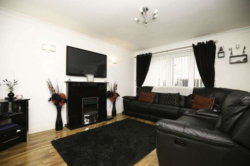 3 Bedrooms Semi Detached House for sale in Longhirst, Newcastle Upon Tyne