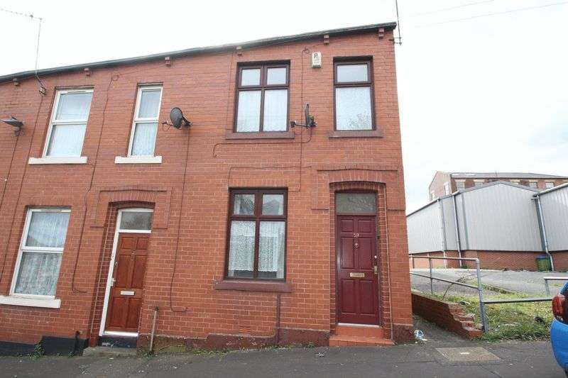 2 Bedrooms Terraced House for sale in George Street, Rochdale OL16 2DF