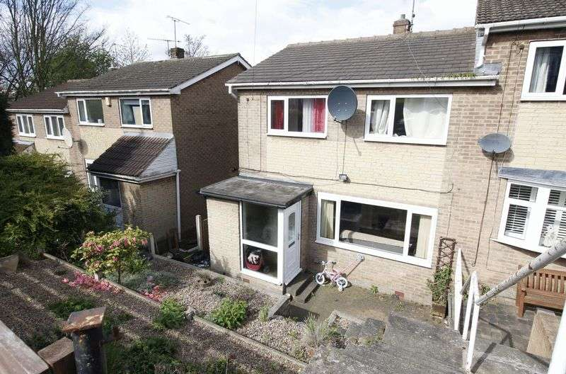 3 Bedrooms Semi Detached House for sale in Kendal Crescent, Doncaster