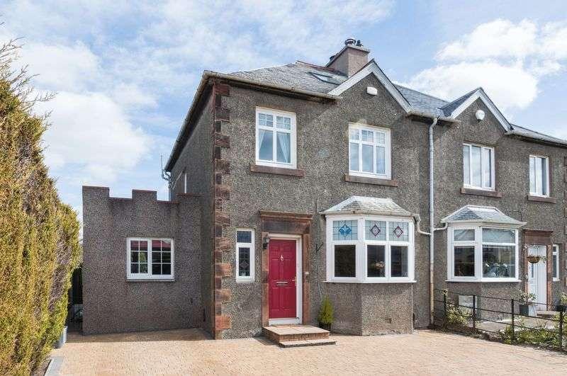 3 Bedrooms Semi Detached House for sale in 33 Liberton Gardens, Liberton, Edinburgh EH16 6JU