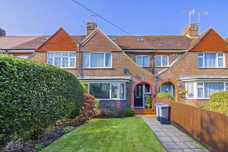 4 Bedrooms Terraced House for sale in Littlehampton Road, Worthing