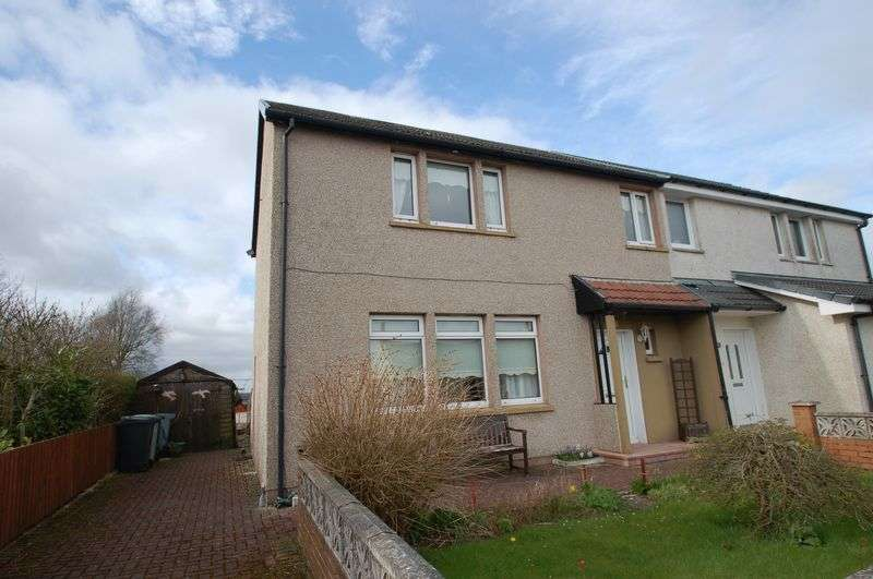 3 Bedrooms Semi Detached House for sale in Main Street, Braehead