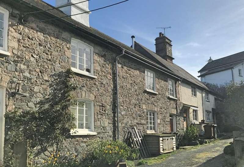 3 Bedrooms Terraced House for sale in Scoriton, Dartmoor