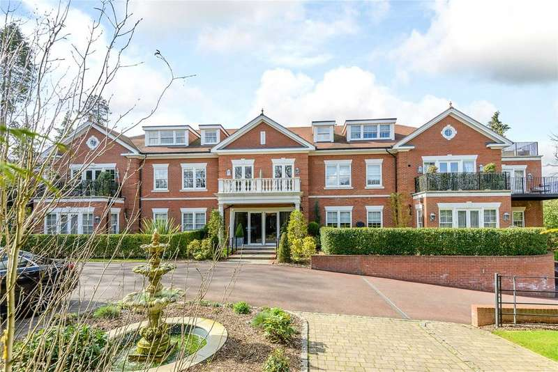 3 Bedrooms Flat for sale in Westbrook House, Windsor Road, Ascot, Berkshire