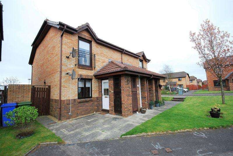1 Bedroom Ground Flat for sale in 21 Shilliaw Place, Prestwick,KA9 2NG