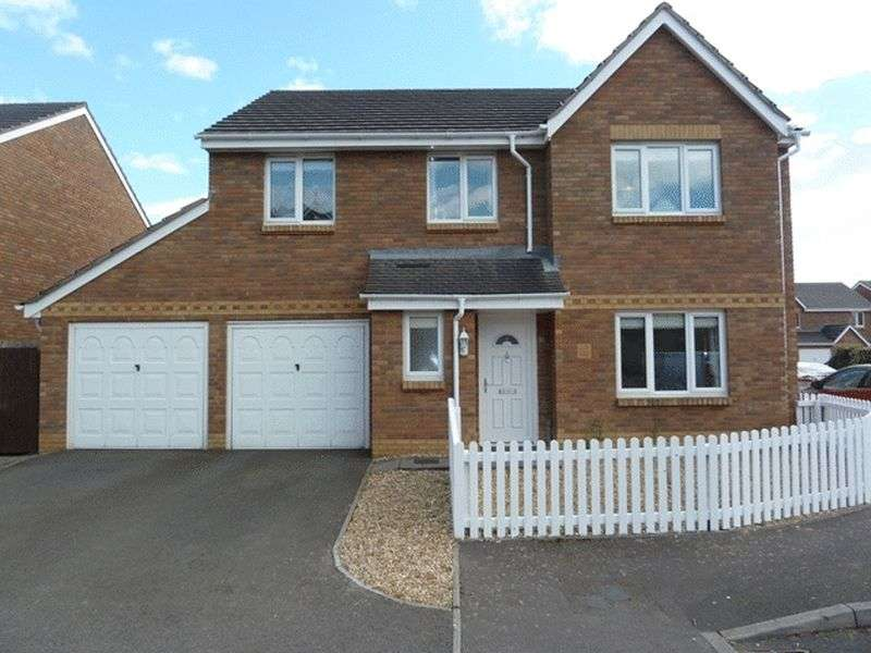 5 Bedrooms Detached House for sale in Heol Pilipala, RHOOSE POINT