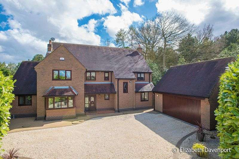 4 Bedrooms Detached House for sale in Daneswood Road, Binley Woods