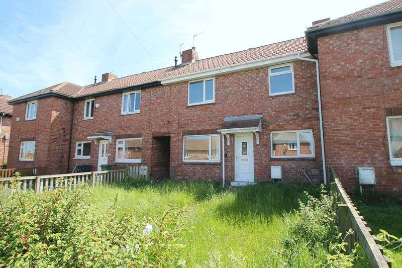 3 Bedrooms Semi Detached House for sale in Hill Crescent, Seaham