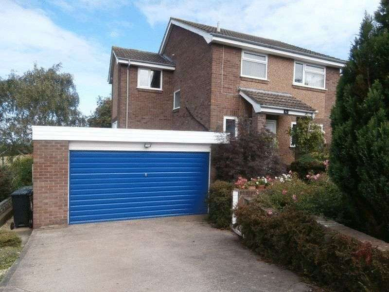 4 Bedrooms Detached House for sale in Parc Aberconwy, PRESTATYN