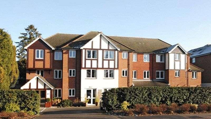 1 Bedroom Retirement Property for sale in Amersham, Blenheim Lodge