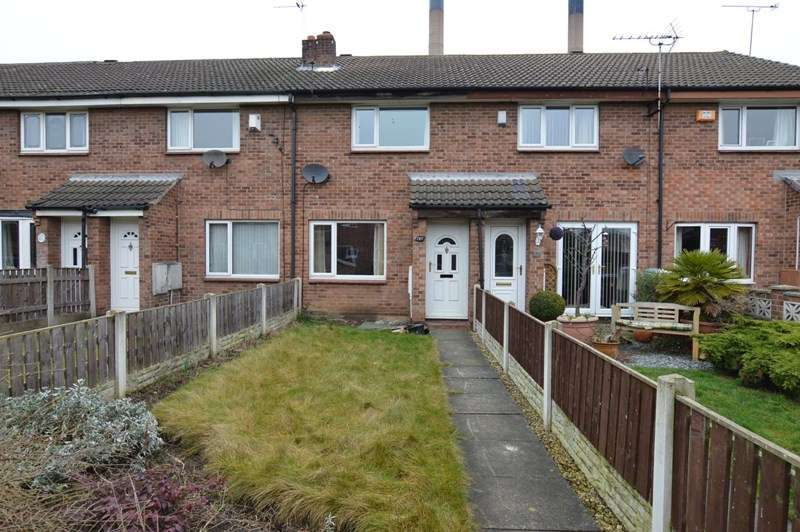 2 Bedrooms Terraced House for sale in Pollards Fields, Ferrybridge