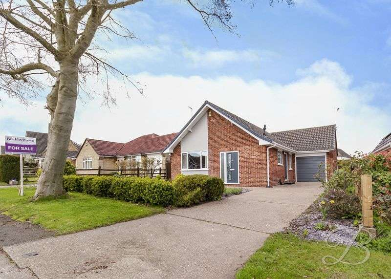 3 Bedrooms Detached Bungalow for sale in Southpark Avenue, Mansfield