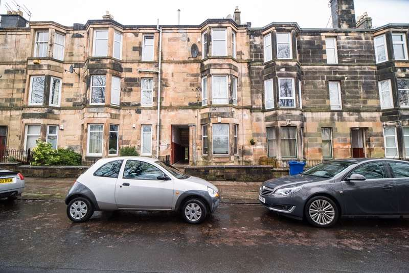 1 Bedroom Flat for sale in Ross Street, Paisley, Renfrewshire, PA1