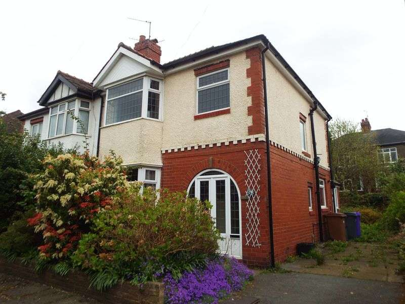 3 Bedrooms Semi Detached House for sale in Osborne Road, Stoke-On-Trent