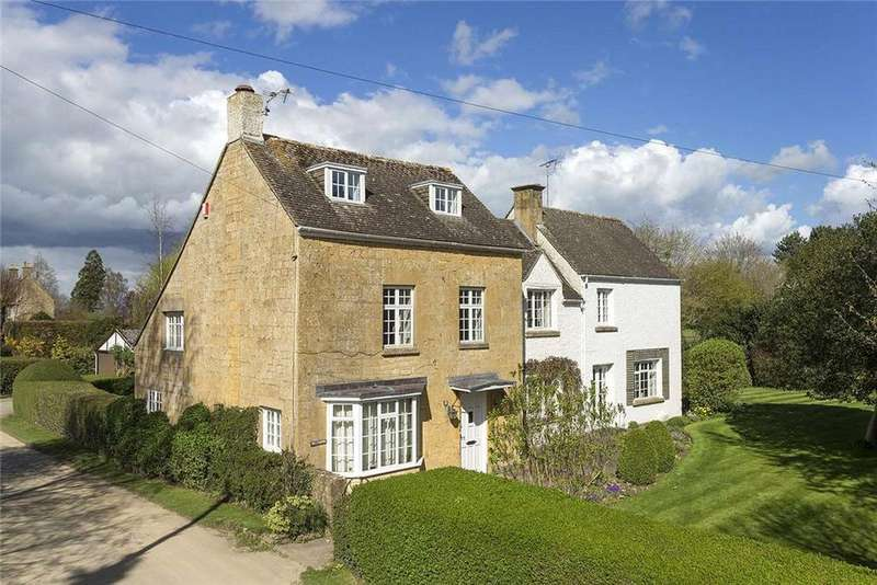 5 Bedrooms Detached House for sale in Springfield Lane, Broadway, Worcestershire, WR12