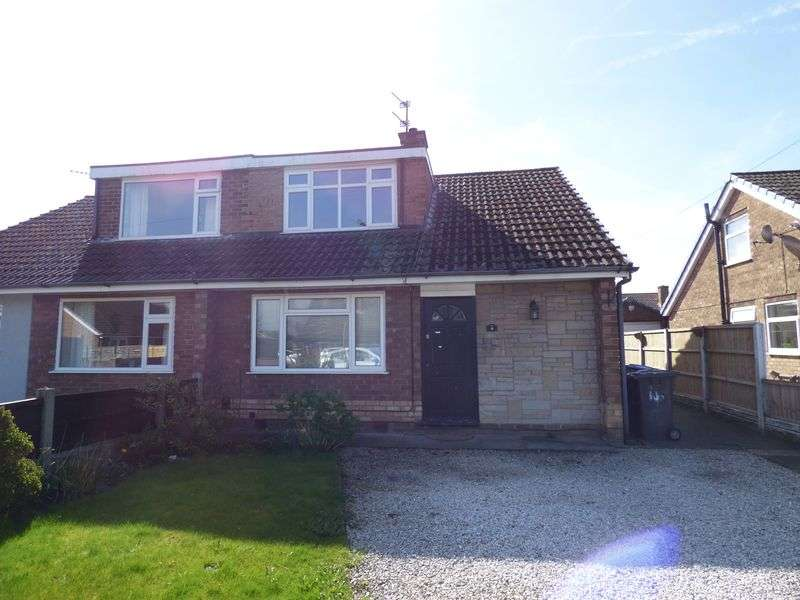3 Bedrooms Semi Detached Bungalow for sale in SUSAN DRIVE, PENKETH, WA5 2RF