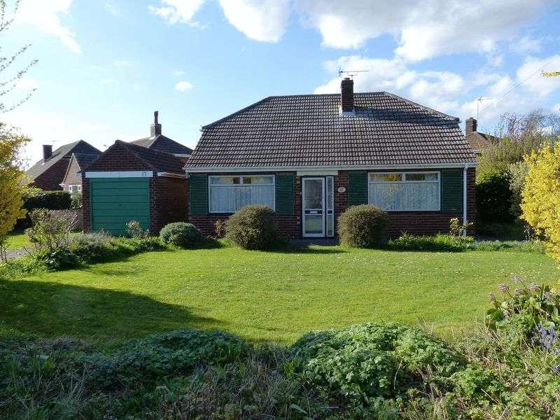 3 Bedrooms Detached Bungalow for sale in Redhall Drive, Bracebridge Heath