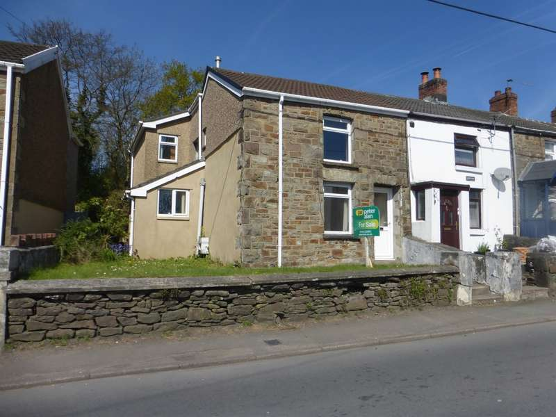 3 Bedrooms End Of Terrace House for sale in Main Road, Llantwit Fardre, Pontypridd