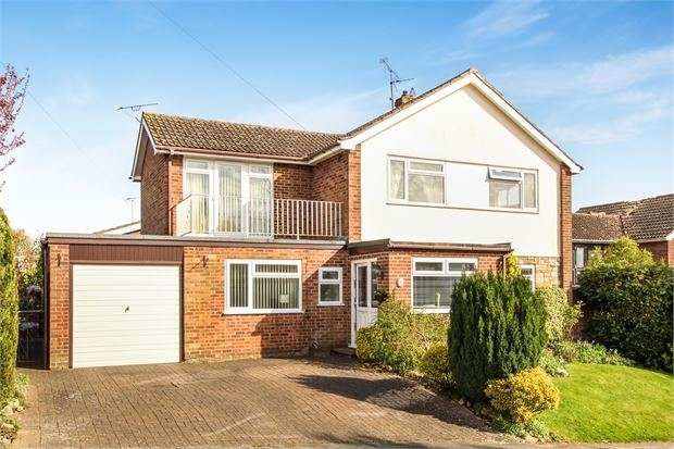 4 Bedrooms Detached House for sale in Winwood Drive, Quainton, Buckinghamshire. HP22 4AZ
