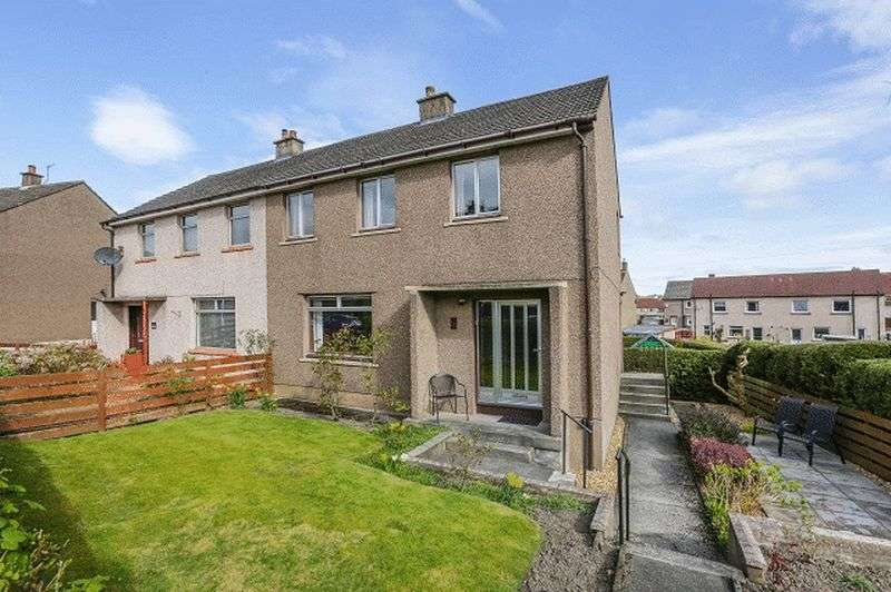 3 Bedrooms Semi Detached House for sale in Weir Avenue, Cowdenbeath