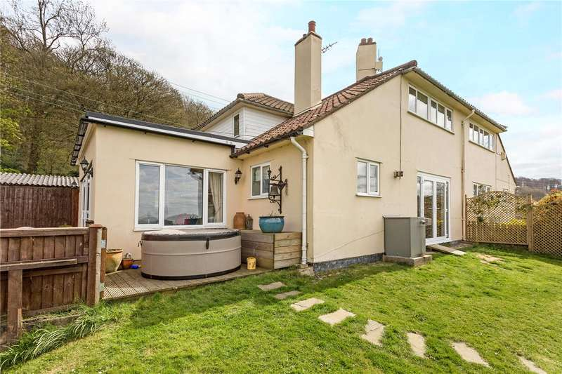 3 Bedrooms Semi Detached House for sale in Prinknash, Cranham, Gloucester, Gloucestershire, GL4