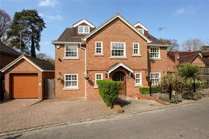 5 Bedrooms Detached House for sale in Lower Village Road, Sunninghill, Ascot, Berkshire, SL5