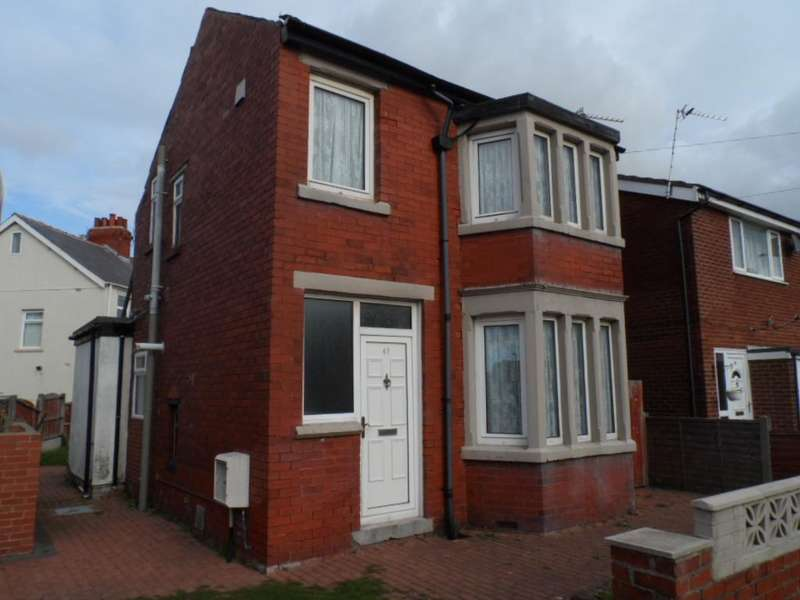 3 Bedrooms Property for sale in 47, Blackpool, FY4 3HP