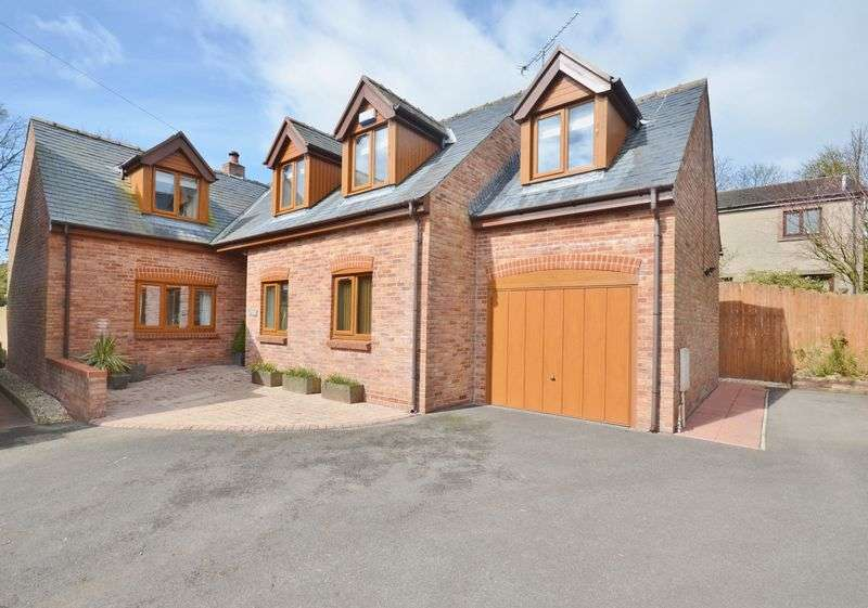 4 Bedrooms Detached House for sale in Salterwath Close, Wigton