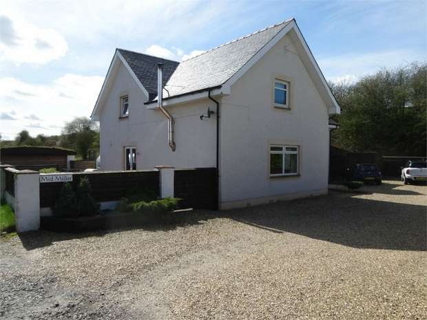 4 Bedrooms Detached House for sale in Cample, Thornhill, Dumfries and Galloway
