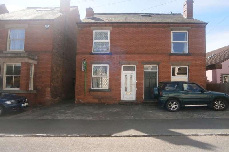 3 Bedrooms Semi Detached House for sale in Barroon, Castle Donington, Derby, DE74