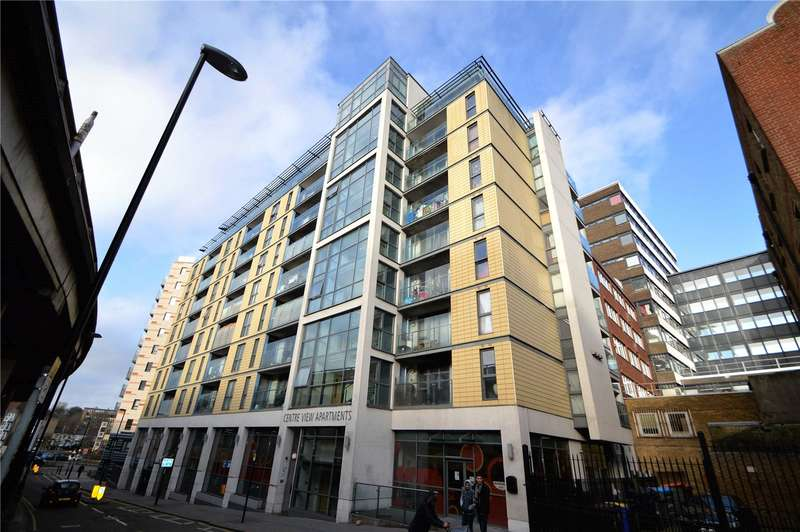 2 Bedrooms Apartment Flat for sale in Centre View Apartments, 4 Whitgift Street, Croydon