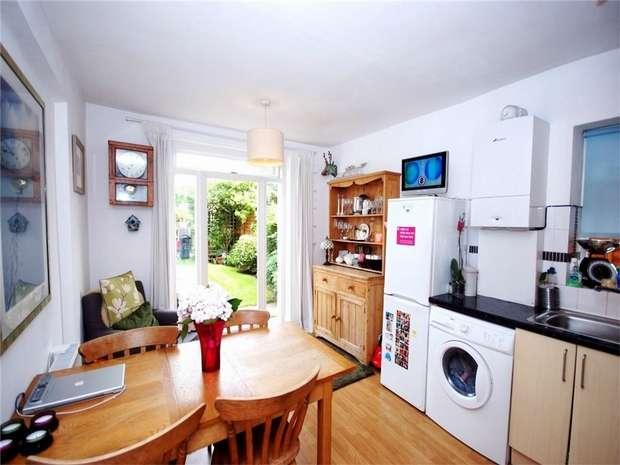 2 Bedrooms Flat for sale in St Johns Avenue, Harlesden, London