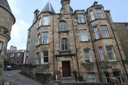 3 Bedrooms Flat for sale in Princes Street, Stirling
