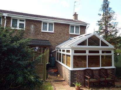 2 Bedrooms End Of Terrace House for sale in Witham