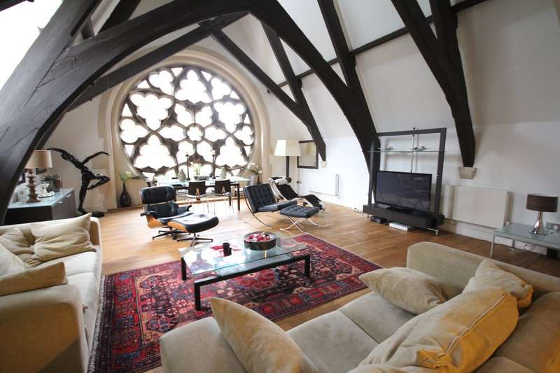 3 Bedrooms Flat for rent in St James Church, 25 Charlotte Rd, Edgbaston