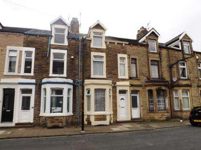 4 Bedrooms Terraced House for sale in Hanover Street, Morecambe, Lancashire, United Kingdom, LA4